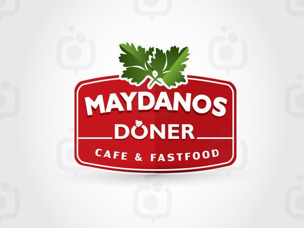 Maydanos doner logo 2