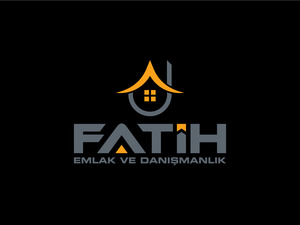 Fatih emlak logo