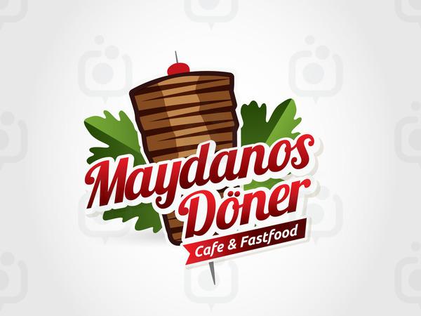 Maydanos doner logo 6