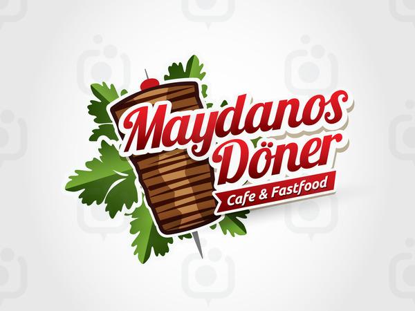 Maydanos doner logo 7