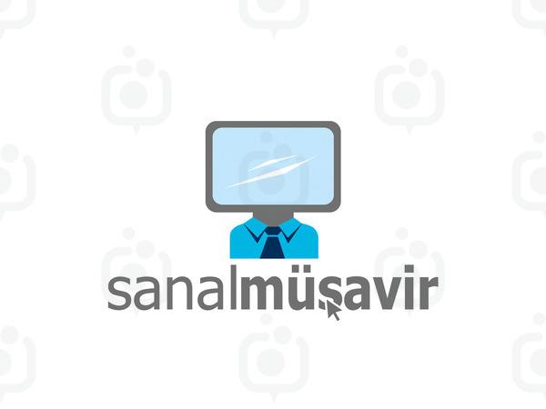 Sanal musavir logo2