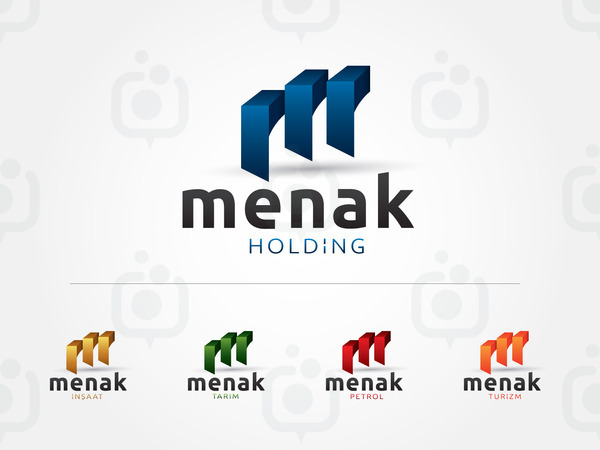 Menak holding logo