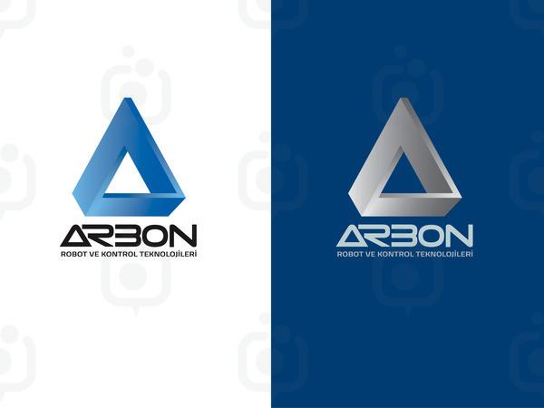 Arbon logo versiyon