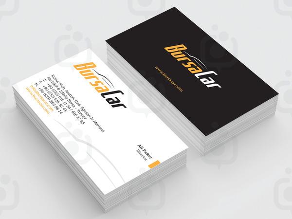 Bursacar kartvizit