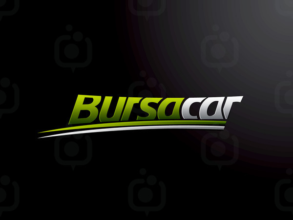 Bursacar rent car logo 2