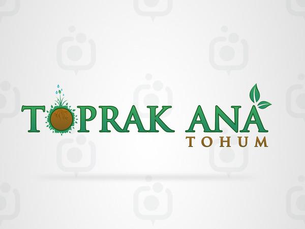 Toprak ana tohum logo