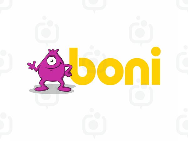 Boni maskot 2