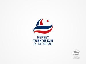 Hersey Turkiye Icin platformu - Dernek / Vakıf Kurumsal kimlik  #8