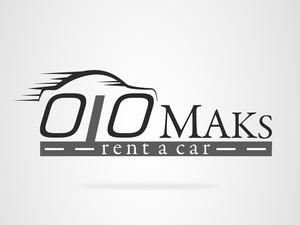 Otomaks logo tasarim