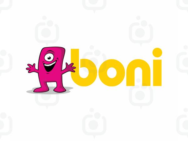 Boni maskot 3