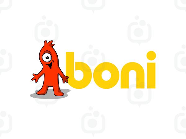 Boni maskot 4