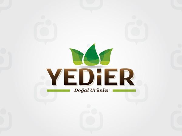Yedier gida logo