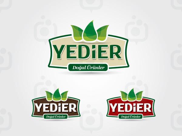 Yedier gida logo 2