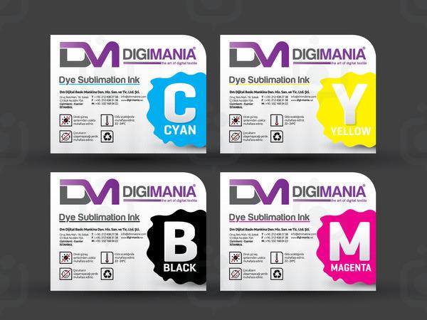 Dm digimania etiket 4