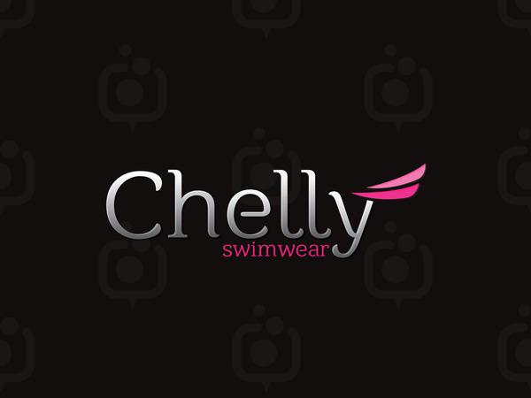 Chelly swimwear logo