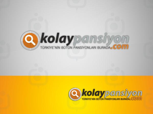 Kolaypansiyon logo