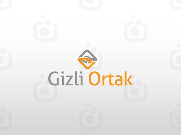 Gizliortak logo