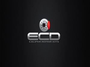 Ecd logo siyah zemin