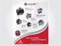 Proje#28609 - Üretim / Endüstriyel Ürünler Afiş - Poster Tasarımı  -thumbnail #17