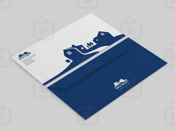 Zarf 1600x1200 mavi