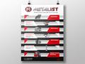 Proje#28609 - Üretim / Endüstriyel Ürünler Afiş - Poster Tasarımı  -thumbnail #30