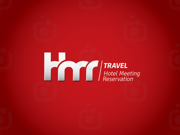 Hmr travel hotel logo 2