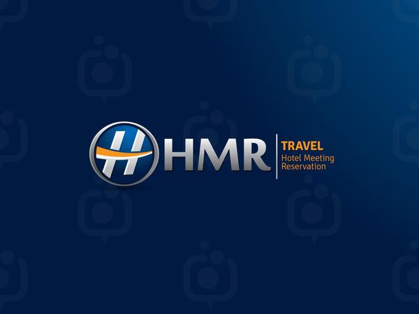 Hmr travel hotel logo 4