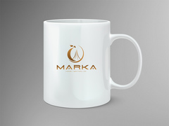 Zirve Logo Mug Tasarımı