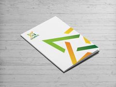 Sinerji Logo Dosya Tasarımı