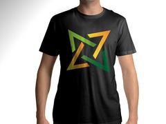 Sinerji Logo T-shirt Tasarımı