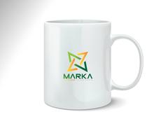 Sinerji Logo Mug Tasarımı