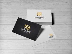 R ve A logo Kartvizit Tasarımı