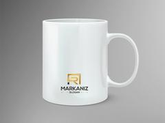 R ve A logo Mug Tasarımı