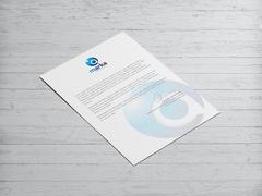 Harfli Logo Antentli K. Tasarımı