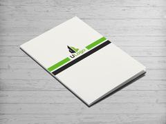 U Logo  Dosya Tasarımı