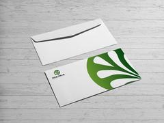 Doa logo Zarf Tasarımı
