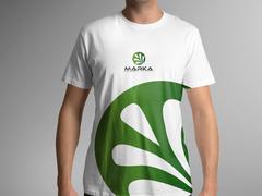 Doa logo T-shirt Tasarımı
