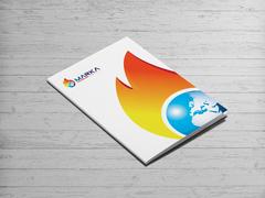 Dünya Alev Dosya Tasarımı