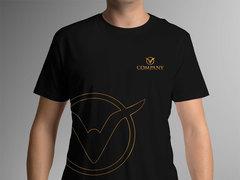 Kartal Logo T-shirt Tasarımı
