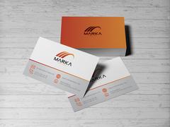 Hareketli Logo Kartvizit Tasarımı