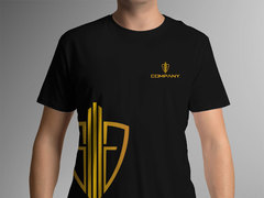 G Logo T-shirt Tasarımı
