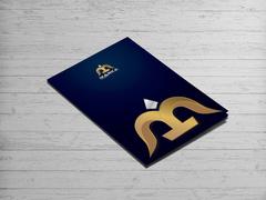 M Logo Dosya Tasarımı