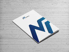 N ve P Logo Dosya Tasarımı
