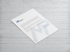 N ve P Logo Antentli K. Tasarımı
