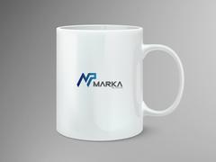 N ve P Logo Mug Tasarımı