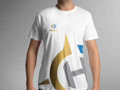 Pusula T-shirt Tasarımı