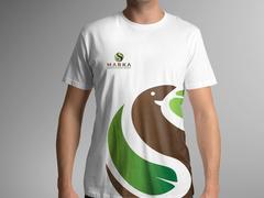 Sworm Logo T-shirt Tasarımı
