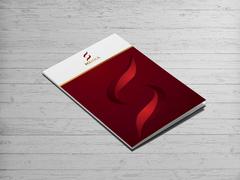 S Harfi Dosya Tasarımı
