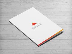 Piramit Logo Dosya Tasarımı