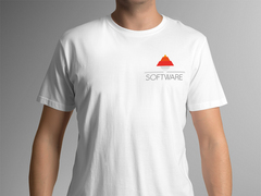 Piramit Logo T-shirt Tasarımı